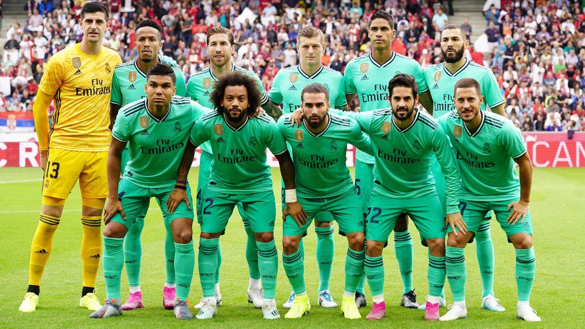 Photo of Real Madrid Terlalu Banyak Pemain Dari Luar Eropa
