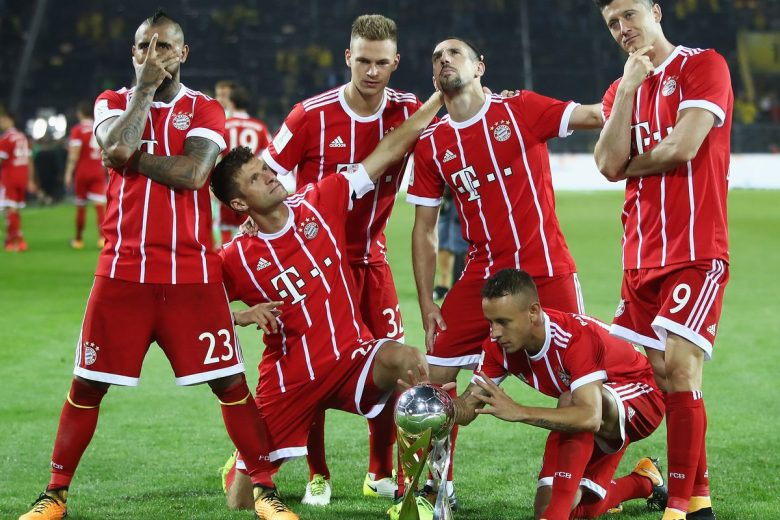 Bayern Munchen - Bonus Bola