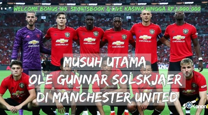 Waktu, Musuh Utama Ole Gunnar Solskjaer di Manchester United