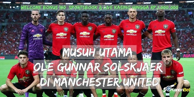 Photo of Waktu, Musuh Utama Ole Gunnar Solskjaer di Manchester United
