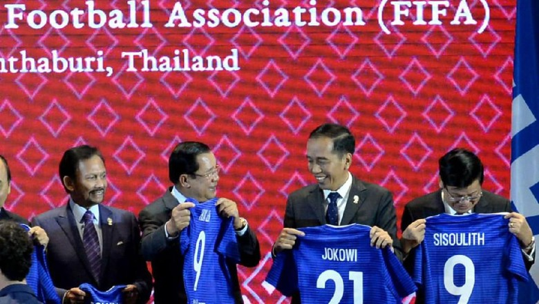 Photo of Presiden Jokowi Semringah Indonesia Tuan Rumah Piala Dunia U-20
