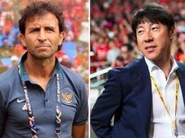 Calon Pelatih Baru Timnas Indonesia : Shin Tae Young atau Luis Milla