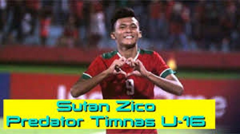 Photo of Rekor Bagus Sutan Zico Bersama U19