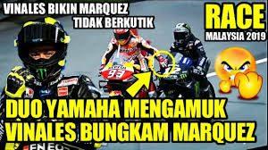 Yamaha Berkuasa, Quartararo Tercepat Di Fp1 Motogp Malaysia