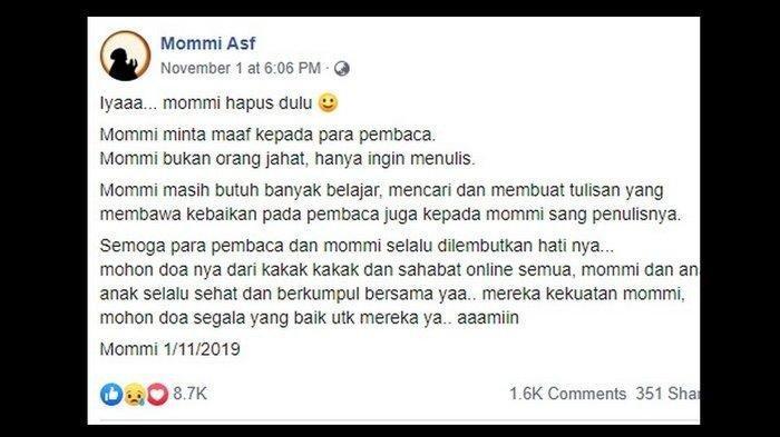 Banjir Simpati dari Netizen