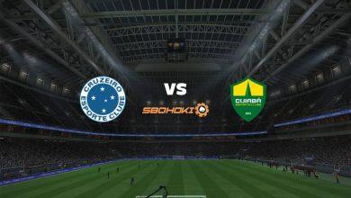 Photo of Live Streaming  Cruzeiro vs Cuiabá 30 Desember 2020