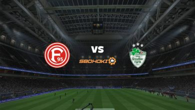 Photo of Live Streaming  Fortuna Düsseldorf vs SpVgg Greuther Furth 22 Januari 2021