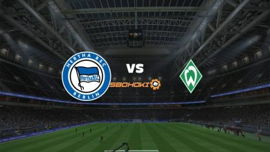 Photo of Live Streaming  Hertha Berlin vs Werder Bremen 23 Januari 2021