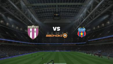 Photo of Live Streaming  FC Arges vs FCSB 26 Januari 2021