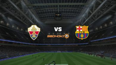 Photo of Live Streaming  Elche vs Barcelona 24 Januari 2021