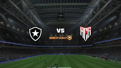 Photo of Live Streaming  Botafogo vs Atlético-GO 20 Januari 2021