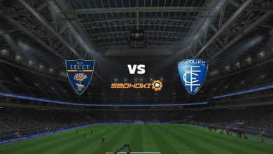 Photo of Live Streaming  Lecce vs Empoli 24 Januari 2021