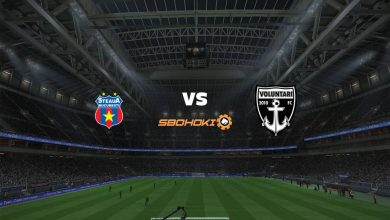 Photo of Live Streaming  FCSB vs Voluntari 22 Januari 2021