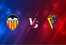 Photo of Prediksi Valencia vs Cadiz 5 Januari 2021