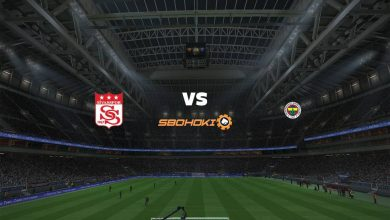 Photo of Live Streaming  Sivasspor vs Fenerbahce 21 Januari 2021