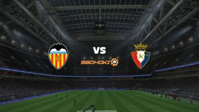 Photo of Live Streaming  Valencia vs Osasuna 21 Januari 2021