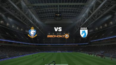 Photo of Live Streaming  Antofagasta vs Deportes Iquique 19 Januari 2021