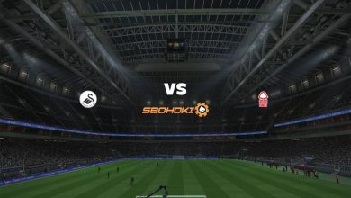 Photo of Live Streaming  Swansea City vs Nottingham Forest 23 Januari 2021