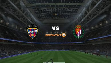 Photo of Live Streaming  Levante vs Valladolid 22 Januari 2021