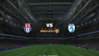 Photo of Live Streaming  Universidad de Chile vs Deportes Iquique 24 Januari 2021
