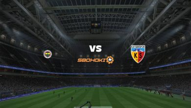 Photo of Live Streaming  Fenerbahce vs Kayserispor 25 Januari 2021