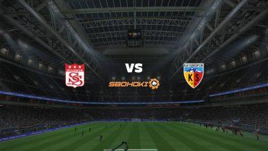 Photo of Live Streaming  Sivasspor vs Kayserispor 21 Februari 2021