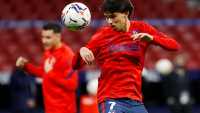 Photo of Joao Felix Tertular Corona Virus, Atletico Madrid Meringis