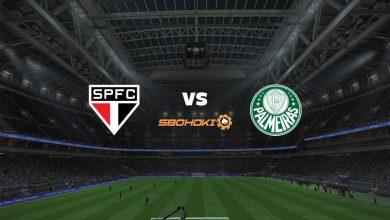 Photo of Live Streaming  São Paulo vs Palmeiras 20 Februari 2021
