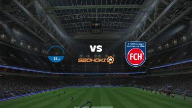 Photo of Live Streaming  SC Paderborn 07 vs 1. FC Heidenheim 7 Februari 2021