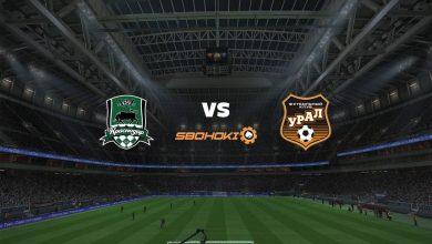 Photo of Live Streaming  Krasnodar vs FC Ural Ekaterinburg 28 Februari 2021