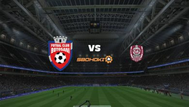 Photo of Live Streaming  FC Botosani vs CFR Cluj-Napoca 8 Februari 2021