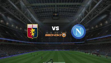 Photo of Live Streaming  Genoa vs Napoli 6 Februari 2021