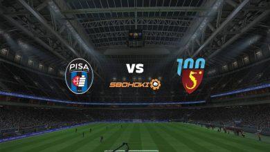 Photo of Live Streaming  Pisa vs Salernitana 9 Februari 2021