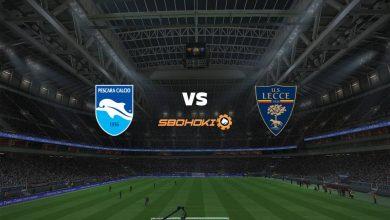 Photo of Live Streaming  Pescara vs Lecce 27 Februari 2021