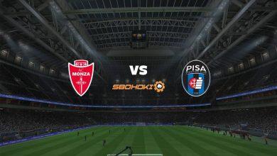 Photo of Live Streaming  Monza vs Pisa 12 Februari 2021