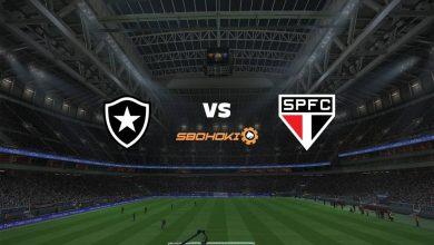 Photo of Live Streaming  Botafogo vs São Paulo 22 Februari 2021