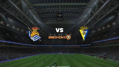 Photo of Live Streaming  Real Sociedad vs Cádiz 7 Februari 2021