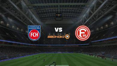 Photo of Live Streaming  1. FC Heidenheim vs Fortuna Düsseldorf 28 Februari 2021