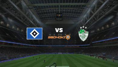 Photo of Live Streaming  Hamburg SV vs SpVgg Greuther Furth 13 Februari 2021