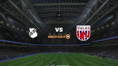Photo of Live Streaming  OFI Crete vs Volos NFC 14 Februari 2021