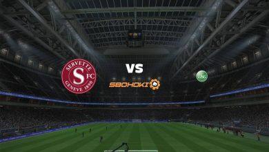 Photo of Live Streaming  Servette vs St Gallen 10 Februari 2021