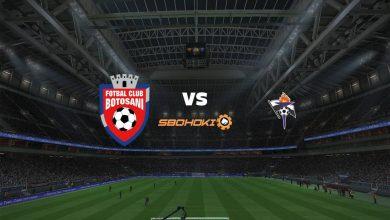 Photo of Live Streaming  FC Botosani vs Gaz Metan 15 Februari 2021