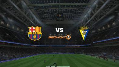 Photo of Live Streaming  Barcelona vs Cádiz 21 Februari 2021