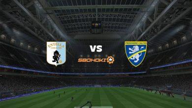 Photo of Live Streaming  Virtus Entella vs Frosinone 14 Februari 2021