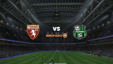 Photo of Live Streaming  Torino vs Sassuolo 26 Februari 2021