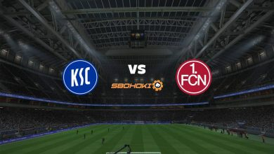 Photo of Live Streaming  Karlsruher SC vs FC Nurnberg 21 Februari 2021