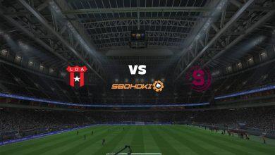 Photo of Live Streaming  Alajuelense vs Saprissa 4 Februari 2021