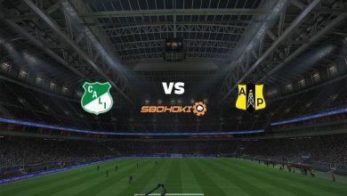 Photo of Live Streaming  Deportivo Cali vs Alianza Petrolera 23 Februari 2021