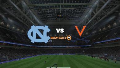 Photo of Live Streaming  North Carolina vs Virginia 14 Maret 2021