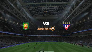Photo of Live Streaming  Deportivo Cuenca vs Liga de Quito 13 Maret 2021